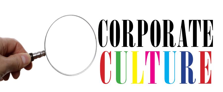 Corporate culture in business