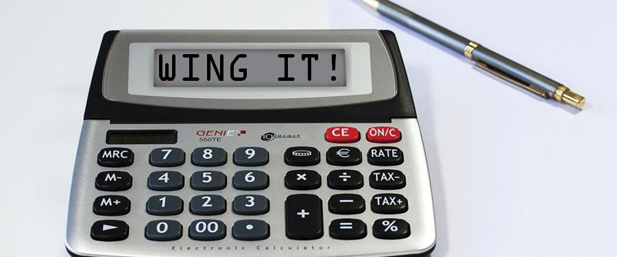 honest budget for cash flow