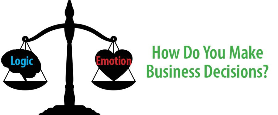 how to make better business decisions from business coach